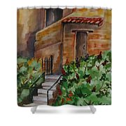 La Casitas Shower Curtain