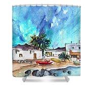 La Isleta Del Moro 07 Shower Curtain