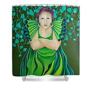 La Jerezana 2009  Shower Curtain