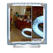 La Mystic Photo Shower Curtain