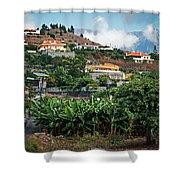 La Palma - Los Llanos Shower Curtain