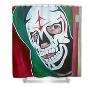 La Parka Shower Curtain