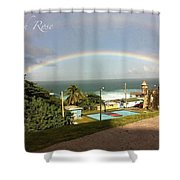 La Perla Shower Curtain
