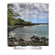 La Perouse Bay Shower Curtain