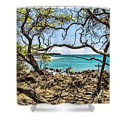 La Perouse Bay Views Shower Curtain
