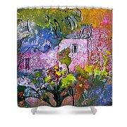 La Provence 04 Shower Curtain