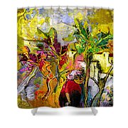 La Provence 05 Shower Curtain