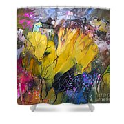 La Provence 06 Shower Curtain