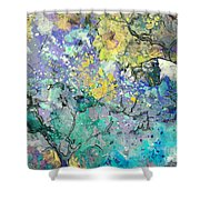 La Provence 08 Shower Curtain