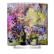 La Provence 10 Shower Curtain