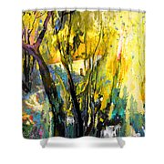 La Provence 21 Shower Curtain