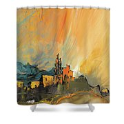 La Provence 25 Shower Curtain
