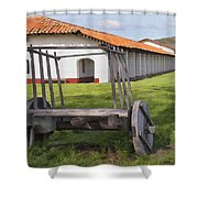 La Purisima Arches Shower Curtain