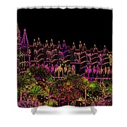 La Seu The Cathedral Of Palma Shower Curtain