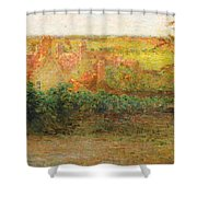 La Terrasse Shower Curtain
