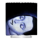 La Traviata Rafal Olbinski Shower Curtain
