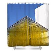 Lacma Shower Curtain