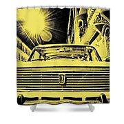 Lada 2101 Shower Curtain