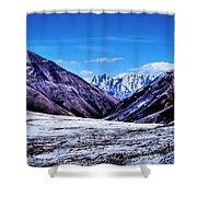 Ladakh, India, Landscape 2 Shower Curtain
