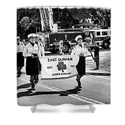 Ladies Auxiliary Of East Durham Shower Curtain