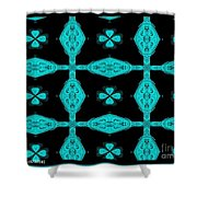 Ladies Watches Stretched To The Limit Shower Curtain