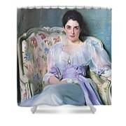 Lady Agnew Shower Curtain