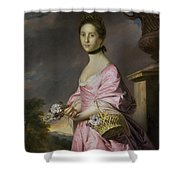 Lady Anstruther Shower Curtain