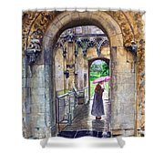 Lady Chapel Shower Curtain