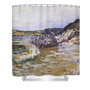 Lady Cove Shower Curtain