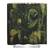 Lady Ivy Shower Curtain