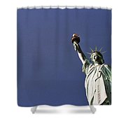 Lady Liberty 5 Shower Curtain