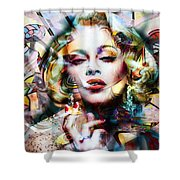Lady Maddy Shower Curtain
