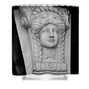 Lady Of The House Athlone Ireland Shower Curtain