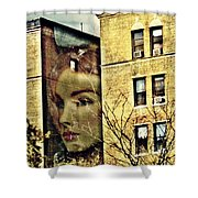 Lady Of The House Shower Curtain