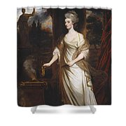 Lady Talbot Shower Curtain