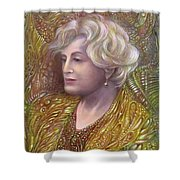 Lady Z Shower Curtain