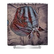 Lady's Hats Shower Curtain