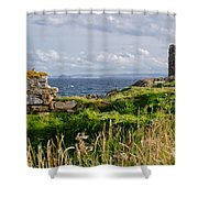 Lady's Tower Shower Curtain