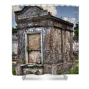 Lafayette Crypt 2 Shower Curtain