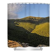Lafayette Ledges Shower Curtain