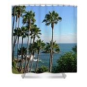 Laguna Beach, Southern California 2 Shower Curtain