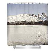 Laguna Capri Shower Curtain