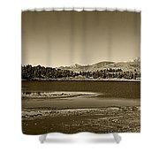 Laguna Mucubaji - Andes Shower Curtain