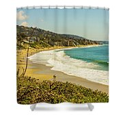 Laguna View Shower Curtain