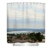 Lake 006 Shower Curtain