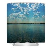 Lake Calhoun 3804 Shower Curtain