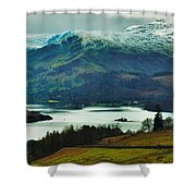 Lake District Shower Curtain