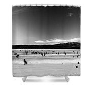 Lake Fun 4 Shower Curtain