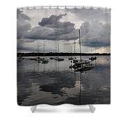 Lake Harriet Shower Curtain