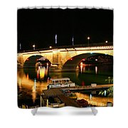 Lake Havasu Shower Curtain